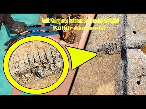 Antik Kalıntılarda İmkansız Bir Teknoloji Keşfedildi ( HD - Altyazılı )