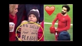 Wenn Fußballer Kinder GLÜCKLICH machen...