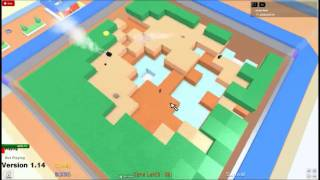 Roblox-Bomb Survival Part 1TeamMultiPlayers