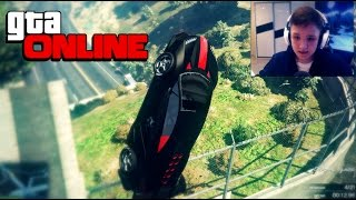 GTA 5 Online (PC) - БОМБЯЩИЙ ПУКАН! (Веб-камера)