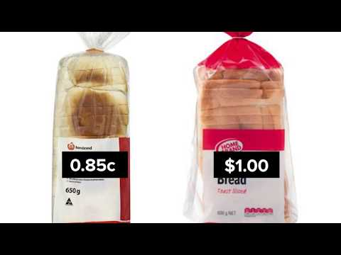 How Much Food Costs In NZ Compared To Australia