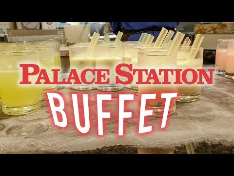 Palace Station Las Vegas Lunch Buffet (2019) - The New Value King?