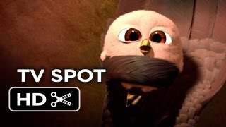 Free Birds TV SPOT - Lone Wolf (2013) - Animated Movie HD