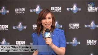 Doctor Who NYC Premiere! (DWO Feature)
