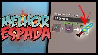 ✔ COMO TER A ESPADA MAIS OP?? Minecraft PE 1.1.3 OFICIAL SURVIVAL #40