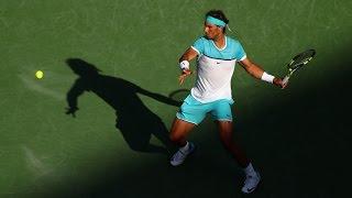 Indian Wells 2016 - Nadal vs Zverev - Tennis Elbow 2016 (HD)