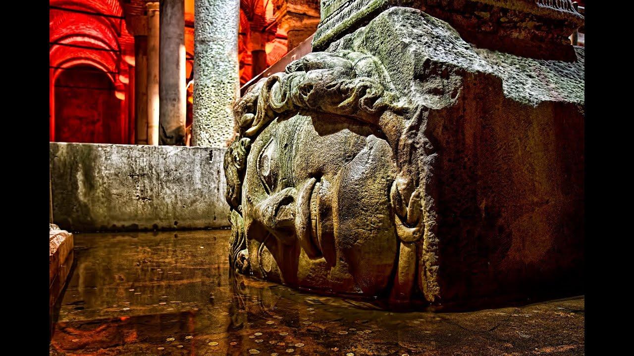 yerebatan sarnıcı the sunken cistern youtube