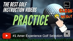 #1 Amer Experience Golf Selection   The Best Golf Instruction Videos