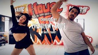 ADIOS - EVERGLOW || dance choreography by FRANKY & MAYI || Power Dance Group