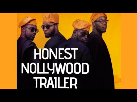 Honest Nollywood Trailer for Lagos Big Boy Hits A New Level of Bromance