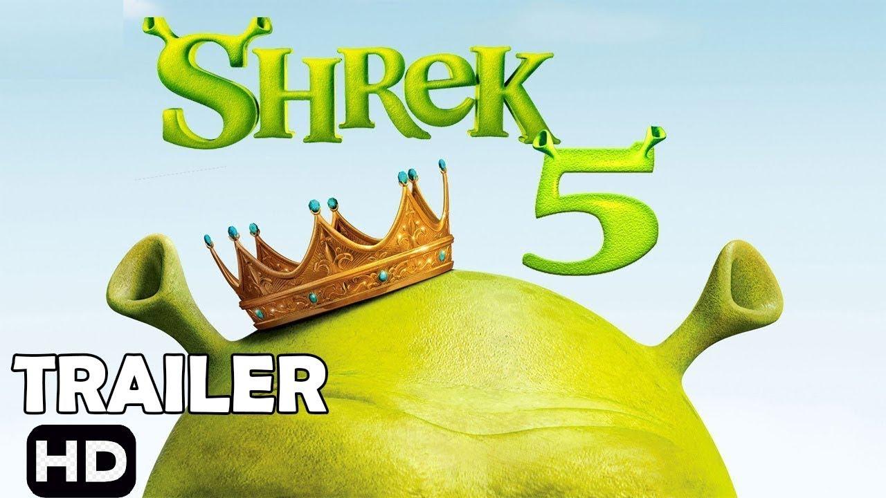 ¡Shrek 5 confirmado para abril!