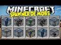 Minecraft Mod   Crea Generador De Cualquier Mobs En Minecraft   mod de minecraft