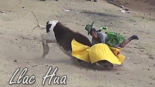 Corrida de toros - San Juan de Llac Hua 8 Setiembre 2014