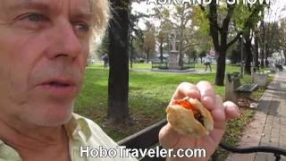 5 Dollars Food Challenge Belgrade Serbia
