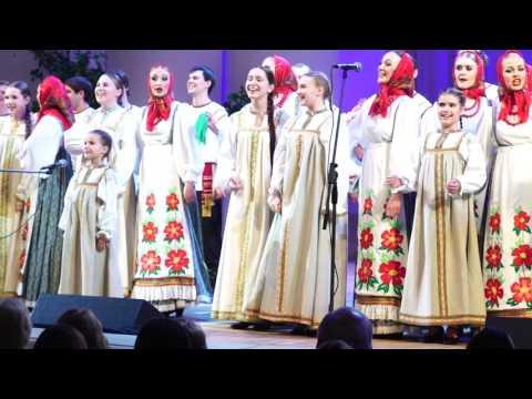 песни русские народные слова