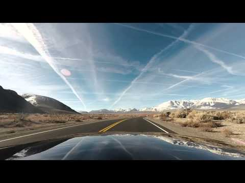 Sierra Nevada Road Trip 2014 (FULL HD)