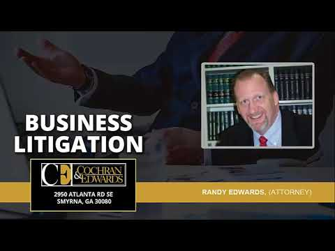 Is Commercial Litigation The Same As Business Litigation? | (770) 575-8617