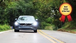 2017 Volvo S90 T6 Inscription - The Luxury Sedan So Good It's Going To Change The Industry