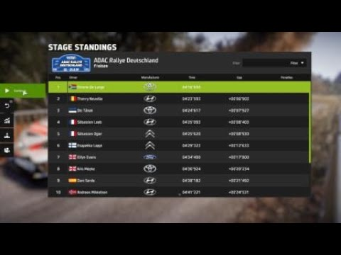WRC 8 FIA World Rally Championship |