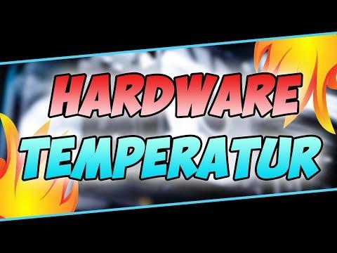 ÜBERHITZT Mein PC?! | Hardware TEMPERATUR Messen / Auslesen | PC Basics