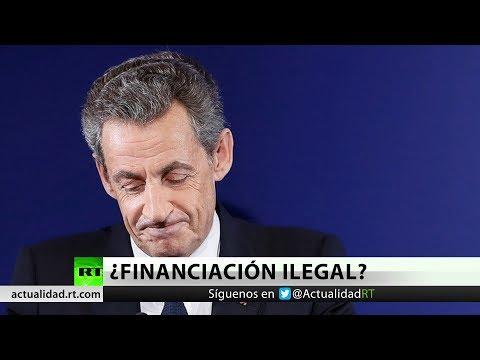 Detienen a Nicolás Sarkozy por presunta financiación de Libia para su campaña