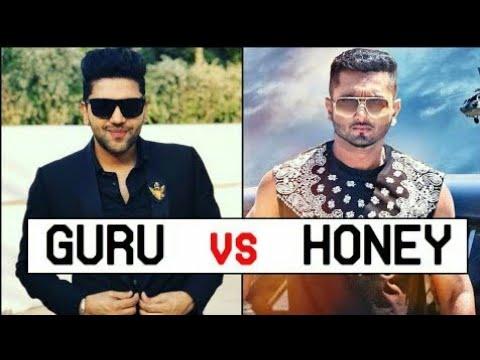 Guru randhawa  vs honey singh Ke best song