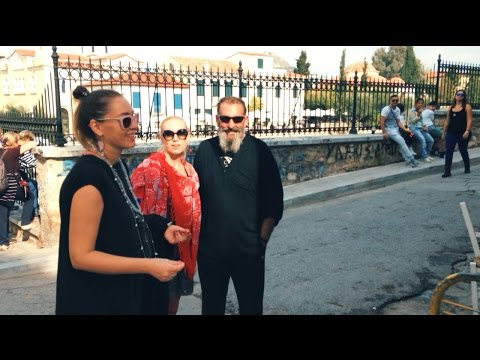 Shanti People - Street Jam at Athens