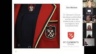 """""""小而美的淑女女校,她当之无愧"""" St Clement 招生巡礼,女孩子家庭们,准备好了吗?"""