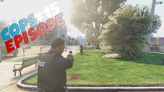 Officer Down - Final Episode - #15 DOJ Cops GTA V