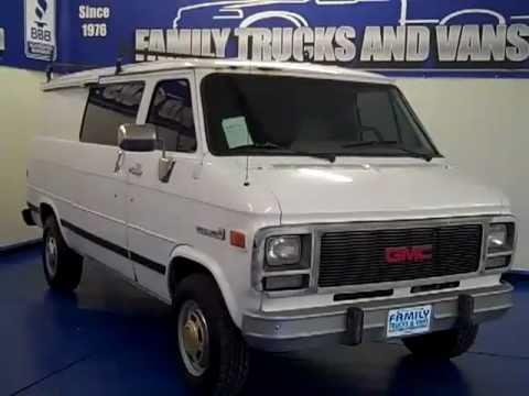 Uw Garage Gmc Vandura 1975 Youtube