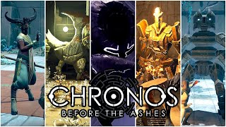 Chronos: Before the Ashes - All Boss Fights, ENDING, & Credits 'Heroic Mode' (PS5)