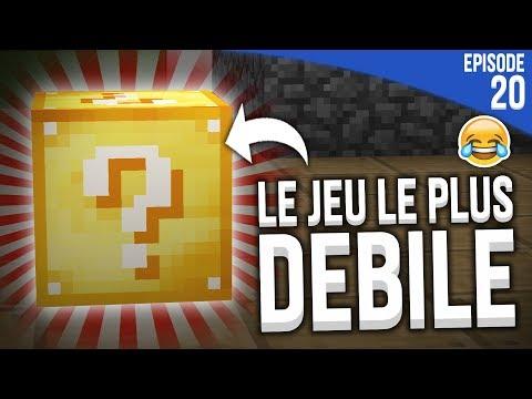 LE JEU LE PLUS DÉBILE AVEC LES LUCKY BLOCKS... | Minecraft Moddé S4 | Episode 19