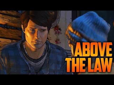 """The Walking Dead: A New Frontier - Episode 3 """"Above the Law"""" Complete Gameplay Walkthrough"""
