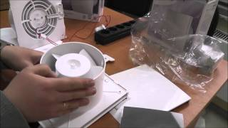 Вентиляторы Electrolux EAFM-150 для ванной и туалета