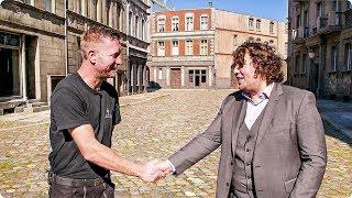 Das größte Filmset Europas - Hinter den Kulissen von BABYLON BERLIN