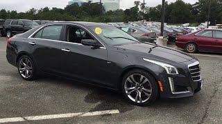 2015 Cadillac CTS Sedan Germantown, Bethesda, Columbia, Silver Spring, Gaithersburg MD P15021