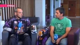 Entrevista Tele7 Safor