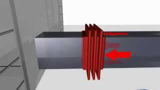 Линзовый компенсатор: принцип действия(Принцип действия линзового компенсатора при температурных деформациях деталей трубопровода. Из презента..., 2010-01-12T21:32:27.000Z)