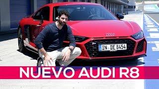 Audi R8 2019 | Prueba / review en español | Coches SoyMotor.com