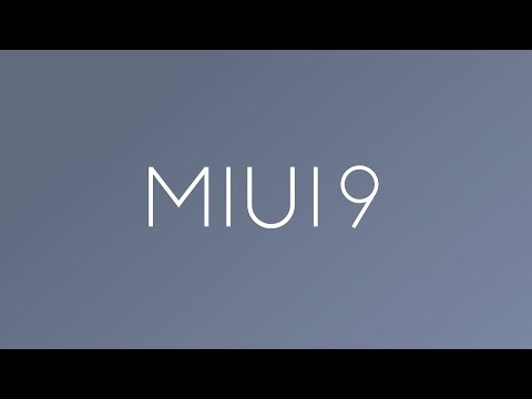 Learn MIUI 9 in 1 minute