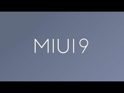 Learn MIUI 9 in 1 minute