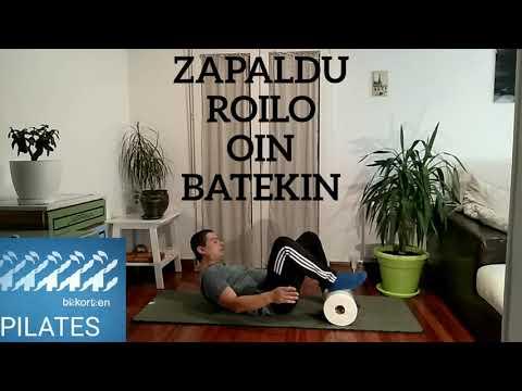 Urnieta 2020 05 15 Pilates sukaldeko roiloa
