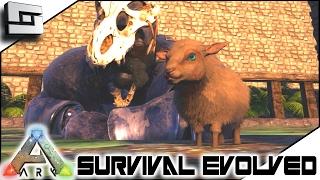 ARK: Survival Evolved - BABY OVIS BREEDING! S4E57 ( The Center Map Gameplay )