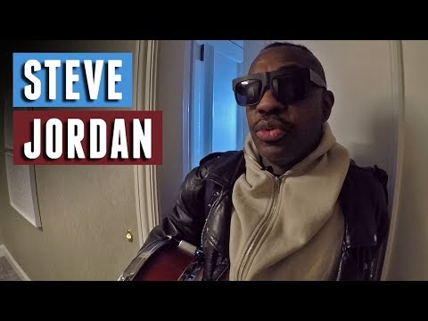 PRIORITY ACCESS: Steve Jordan (with John Mayer)