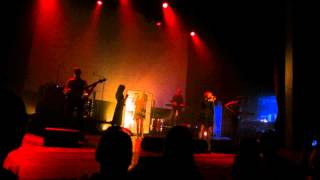 Nouvelle Vague & Mélanie Pain - Love Will Tear Us Apart (live in Antwerp, 2013)