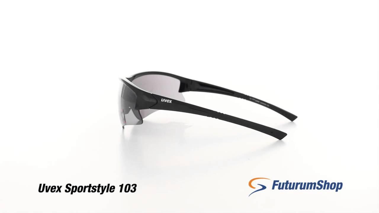 Uvex Sportstyle 103 Black