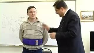 Массажный -пояс для похудения Тl-2001В