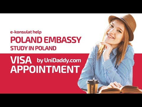 Step-by-step Visa Appointment Guideline for Poland 2019 II Study and Work in Poland