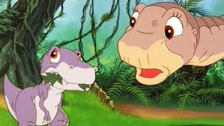The Land Before Time Full Episodes | Through the Eyes of Spiketail 126 | HD | Videos For Kids