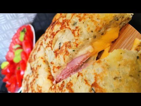 omelette-espagnole.-tortilla-de-patata.-dîner-express,-facile,-et-economique.